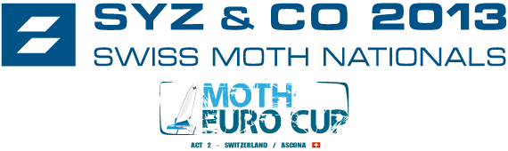 SYZ & CO Swiss Moth Nationals 2013 - Act 2 Moth Euro Cup