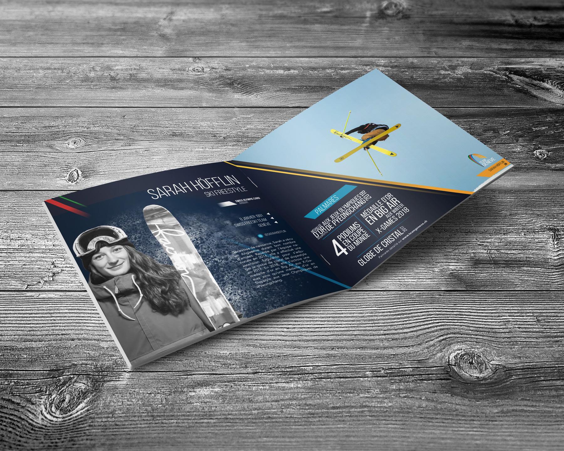 Brochure Team Genève