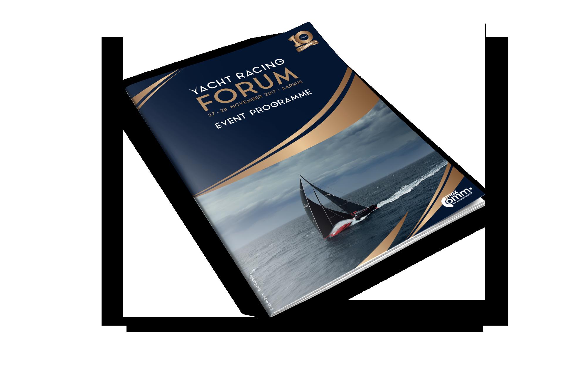 Yacht Racing Forum website