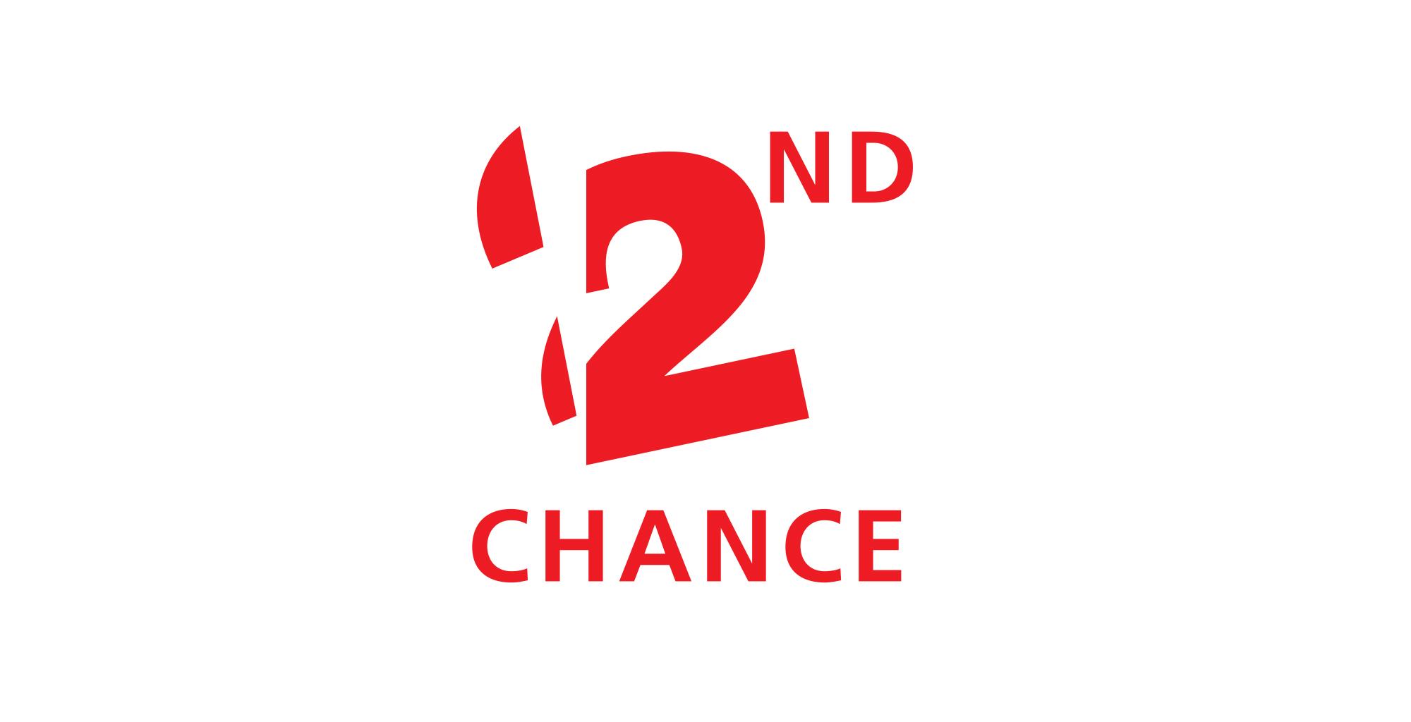 logo 2nd chance