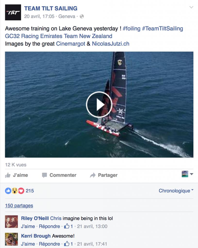 Post Facebook TeamTilt