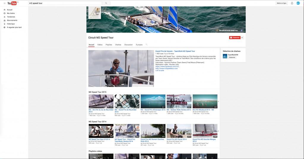 M2 Speed Tour Youtube