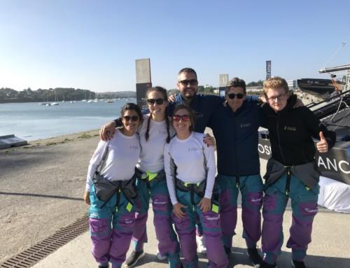MaxComm en Bretagne pour le 11ème Yacht Racing Forum