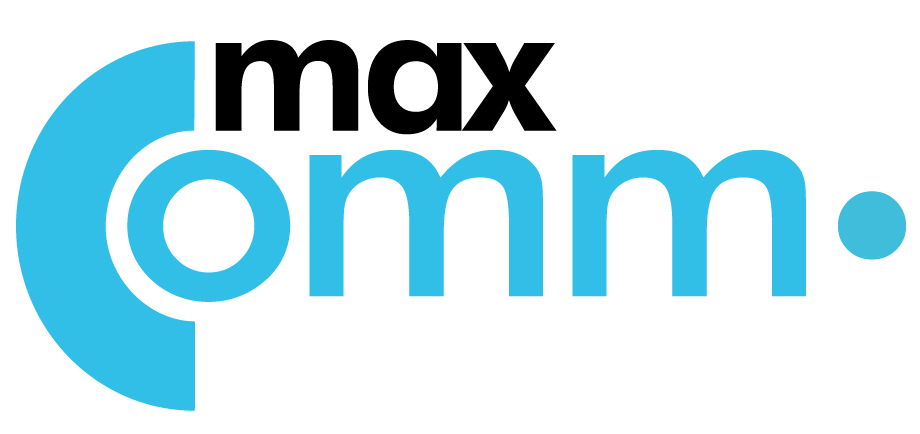 Maxcomm Communication – Agence de communication – Genève Logo