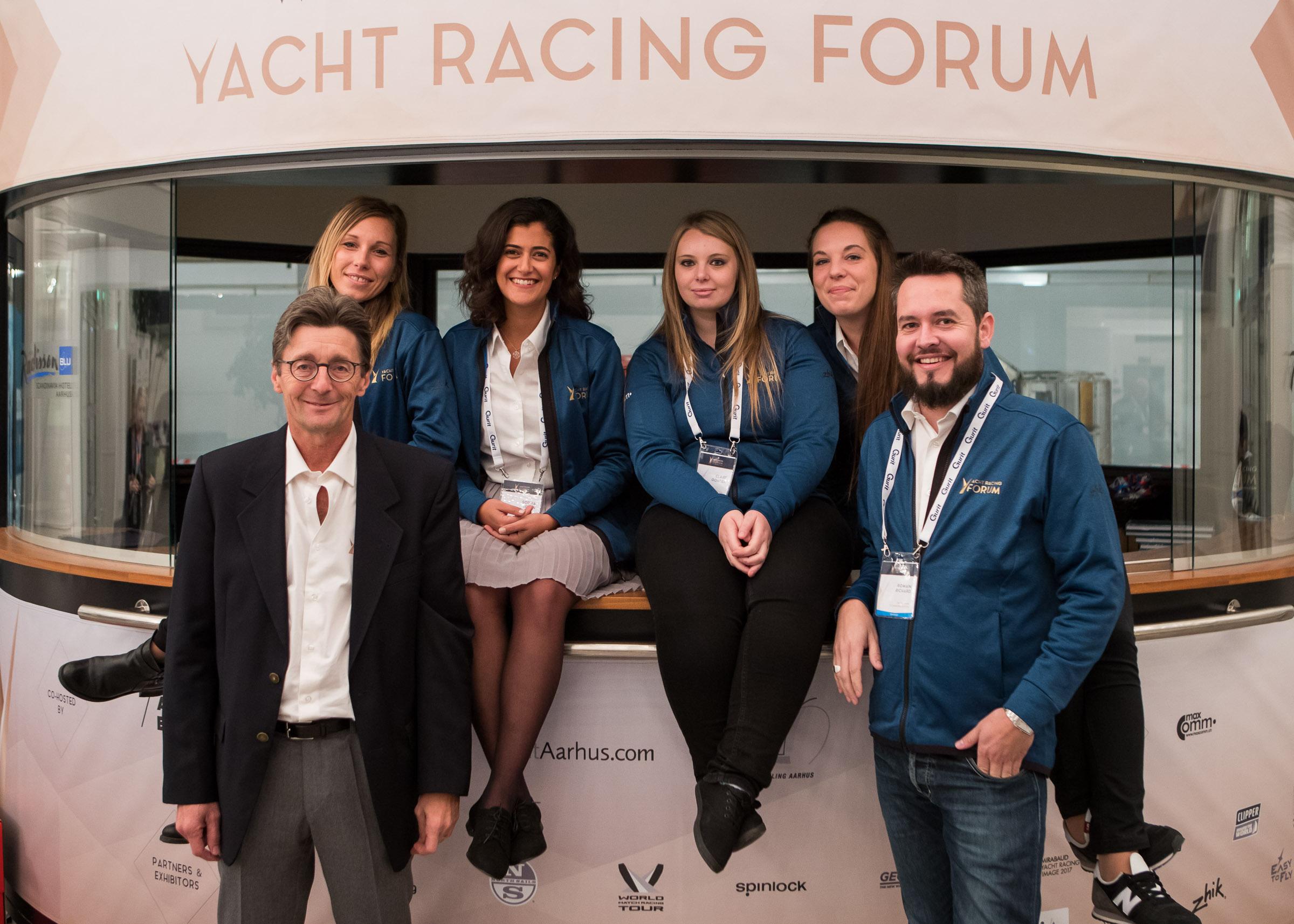 Superbe dixième édition du Yacht Racing Forum